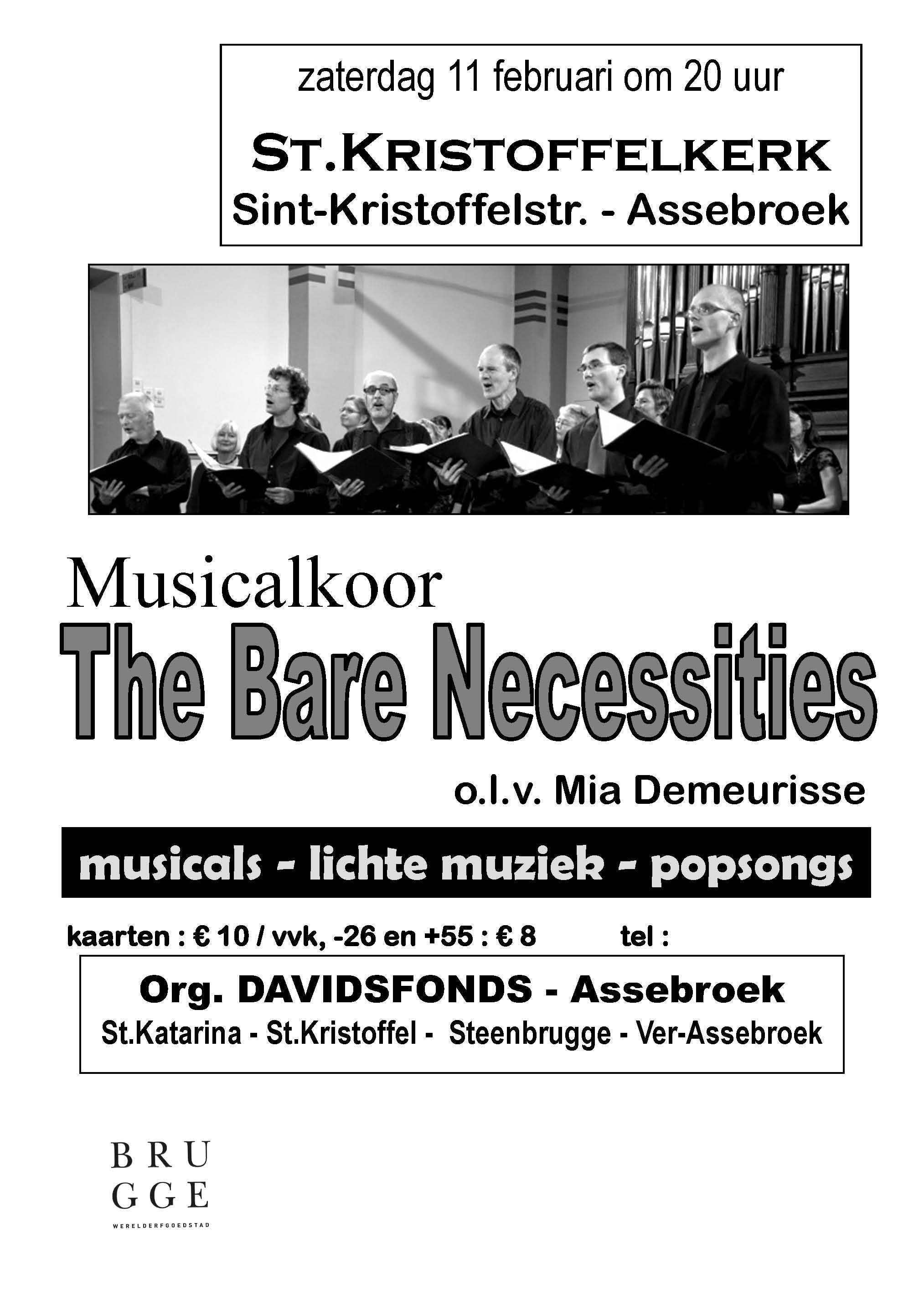 affiche The Bares Assebroek